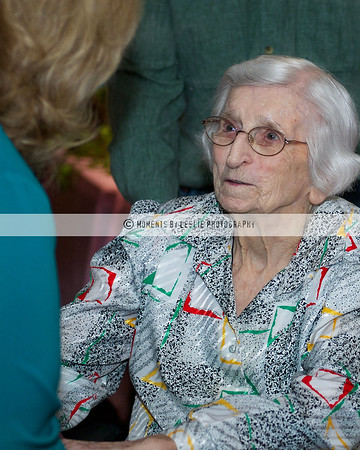 MISS VIVIAN'S 100TH B-DAY 2018