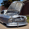 This is a custom Nash Rambler and it would be my guess that you will never see another like it