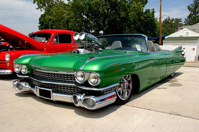 Anyone want to go for a ride Rod & Custom car show Des Moines IA