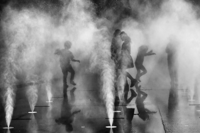 the mist dance  -  La Danse de la Brume  -  Px
