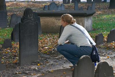 Elena tombstone