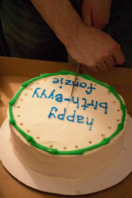 James' Birthday Party