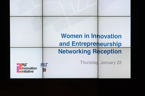 MIT012215 WOMEN IN INNOVATION AND ENTREPRENEURSHIP