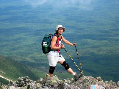 Nicole, Mt. Katahdin