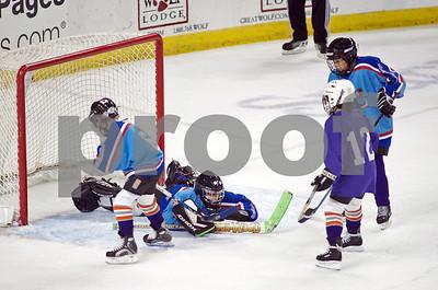 Mites on ice 11-08-08