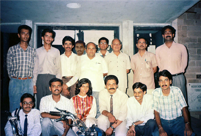 Manomoy, actually you were not in the pic ... see the previous original picture ... :)<br /> (Photoshop ka kamal hai)