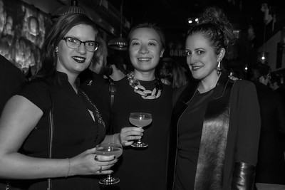 UAP Party 1/27/17 Black & White Photos
