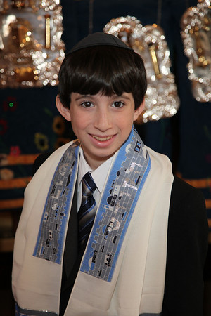 ADAM'S MITZVAH - JAN 2010