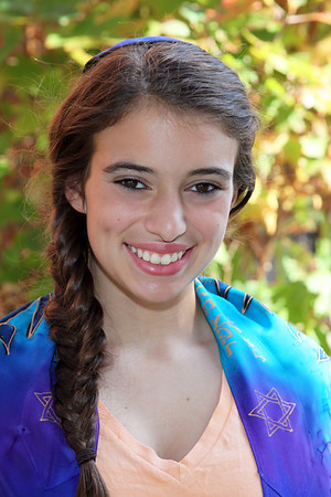 BROOKE'S BAT MITZVAH OCTOBER 27, 2012