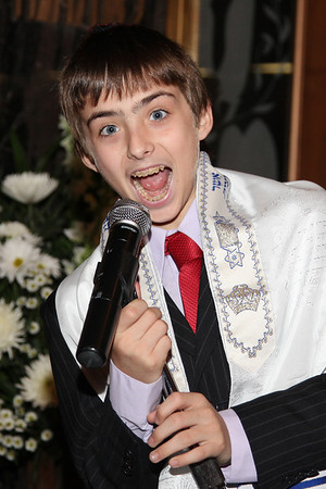 CODY'S MITZVAH - OCTOBER 6, 2012