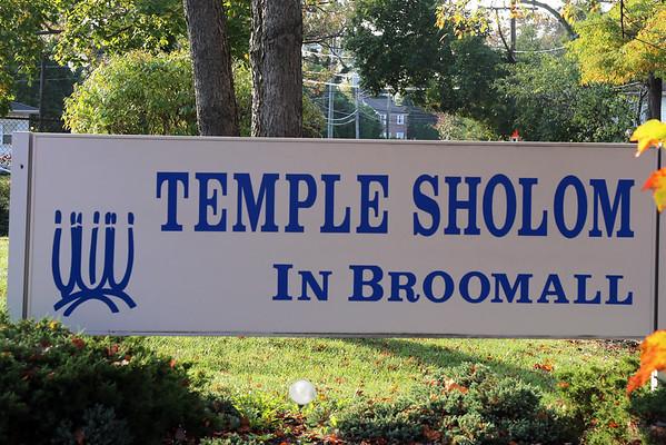 TEMPLE SHOLOM EVENTS