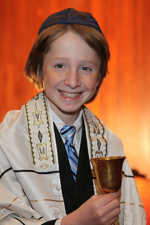 FLETCHER'S BAR MITZVAH - DEC 8, 2012