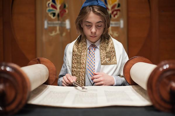 Polinsky Mitzvah