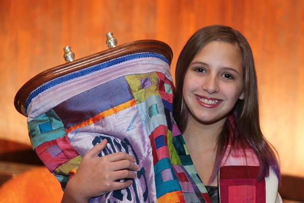 SAMANTHA'S BAT MITZVAH - JANUARY 26, 2013