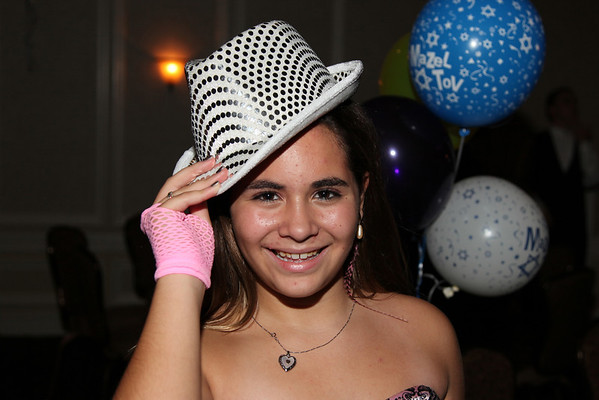 SAMANTHA'S BAT MITZVAH - SEP24,11