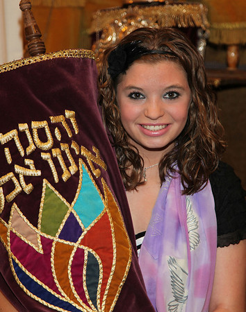 SARAH'S BAT MITZVAH - JUNE 25, 2011