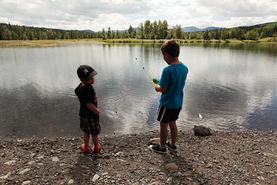 Allen Bill Pond August 22 2012