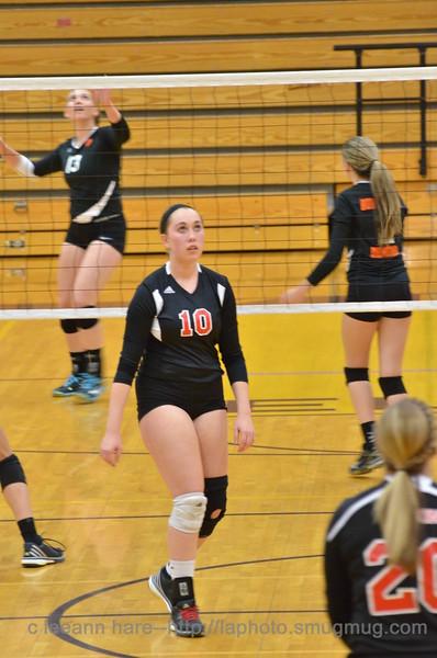 10-29-15 Volleyball Sec vs Burlington