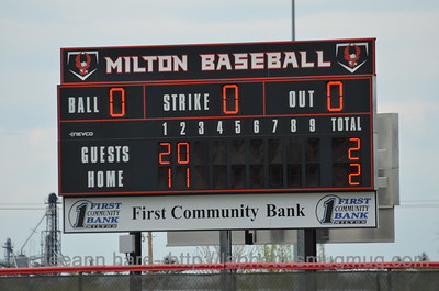 5-3-16 Milton Vs Stoughton
