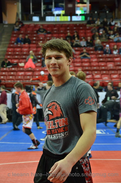 State Wrestling Pictures of Billy Pitzner