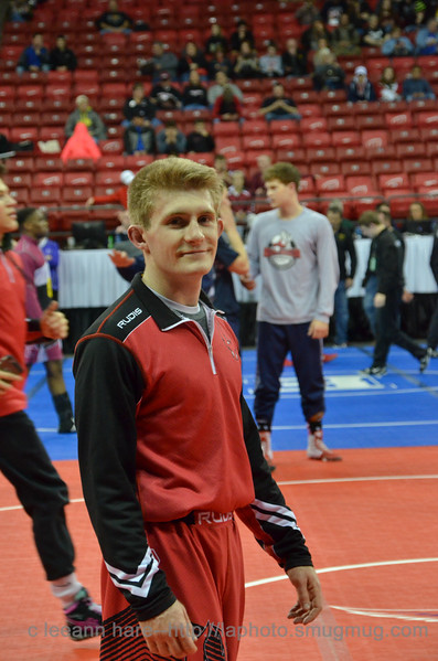 State Wrestling Pictures of Dalton Shea