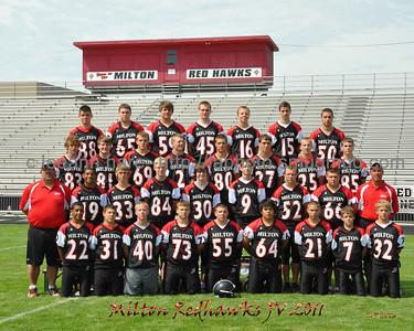 Milton REDHAWKS Team pictures