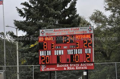 Milton Freshman vs Reedsburg