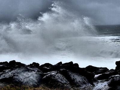 Depot Bay waves