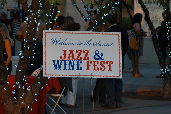 MSJC Wine & Jazz Festival 2014