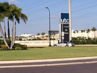 Sarasota EOC & UTC Shopping Center
