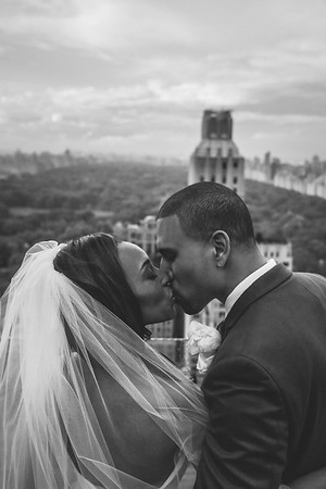 MJ + Conway | Central Park Penthouse Wedding