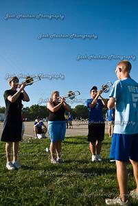 August 29, 2008  Friday's Rehearsal before Florida International 024