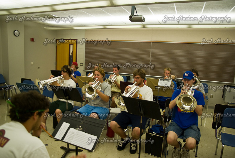 Band Camp Day 5{Date (Month DD, YYYY)»}  16