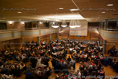 01 23 2009 Marching Jayhawks Band Banquet 2008-2009 14