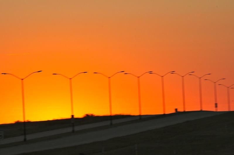 Golden Hour Texas