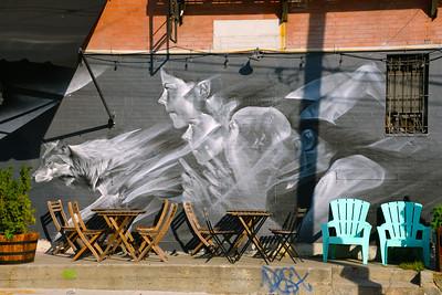 Wolf Street Art