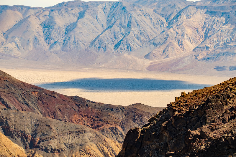 Death Valley in the Sun