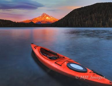 Kayaking in Splendor