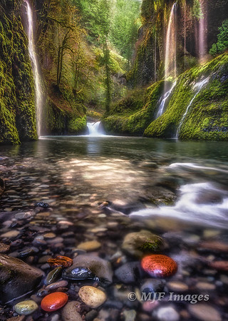 Eagle Creek Inner Gorge