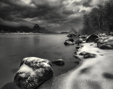 Winter on the Columbia