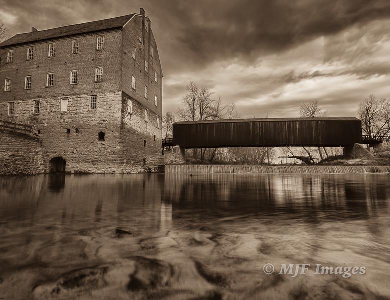 Bollinger Mill and Bridge