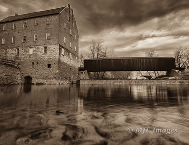 Bollinger Mill and Bridge