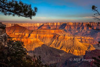 North Canyon View
