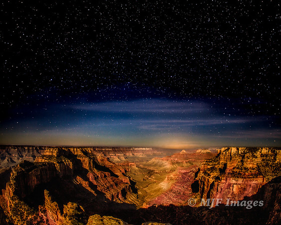 North Rim Starscape
