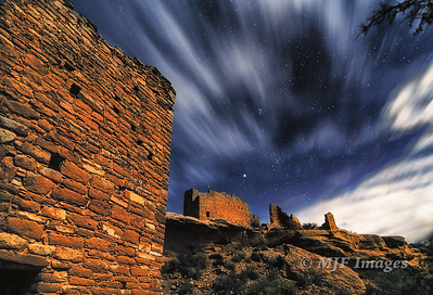 Hovenweep Moonlight