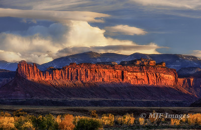 Canyonlands in Fall