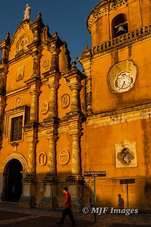 Iglesia de La Recoleccion