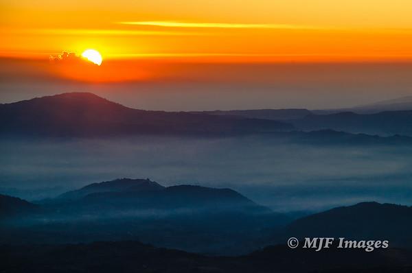 Tajamulco Sunrise