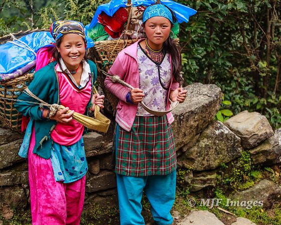 Sherpa Girls
