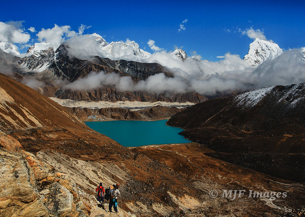 Trekking to Gokyo Lake